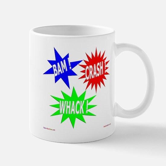 Bam Crash Whack Mug