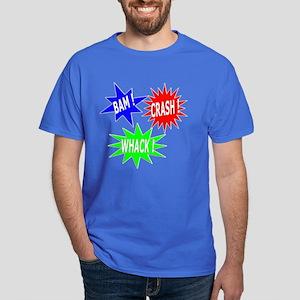 Bam Crash Whack Dark T-Shirt