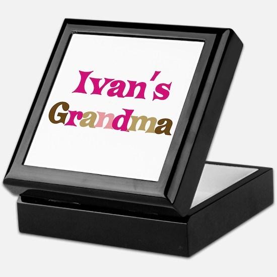 Ivan's Grandma Keepsake Box