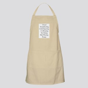 Proud Mommy BBQ Apron