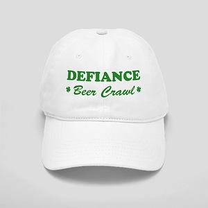 DEFIANCE beer crawl Cap