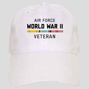9fe03e6579d Hats. Air Force WWII Veteran Cap