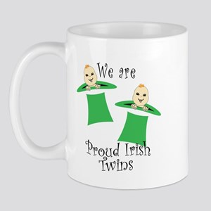 Proud Irish Twins Mug