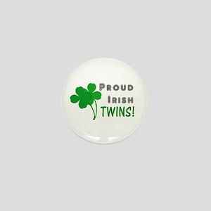 Irish Twins Mini Button