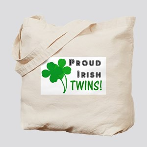 Irish Twins Tote Bag