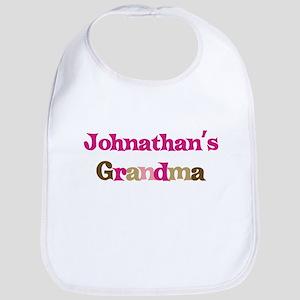 Johnathan's Grandma Bib