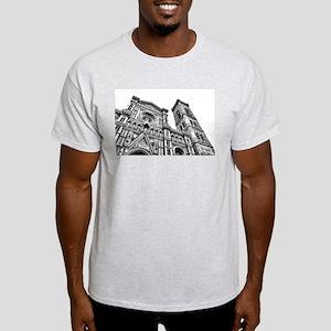 Il Duomo (black and white) T-Shirt