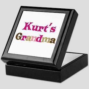 Kurt's Grandma Keepsake Box