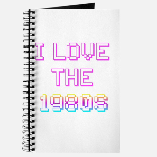 Rainbow I love the 1980s / 80 Journal