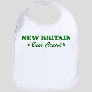 NEW BRITAIN beer crawl Bib