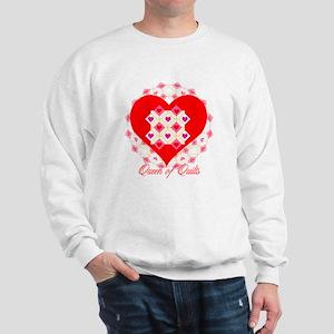 Queen of Quilts- Sweatshirt