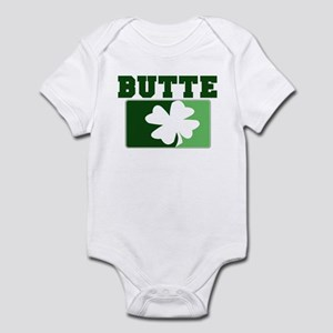 BUTTE Irish (green) Infant Bodysuit