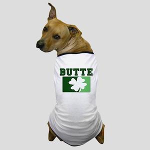 BUTTE Irish (green) Dog T-Shirt