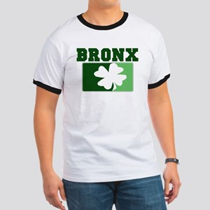 BRONX Irish (green) Ringer T