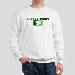 BREEZY POINT Irish (green) Sweatshirt