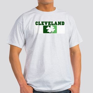 CLEVELAND Irish (green) Light T-Shirt