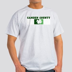 CAMDEN COUNTY Irish (green) Light T-Shirt