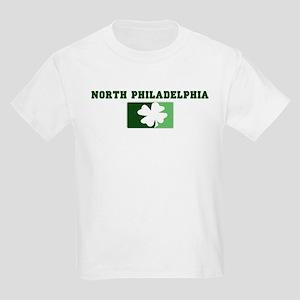 NORTH PHILADELPHIA Irish (gre Kids Light T-Shirt
