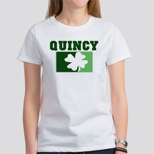 QUINCY Irish (green) Women's T-Shirt