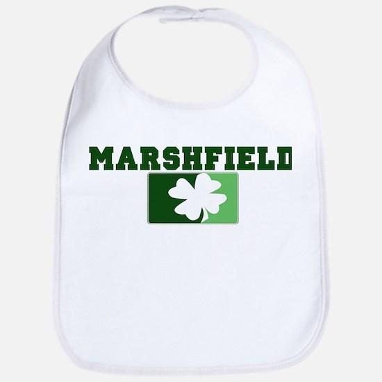 MARSHFIELD Irish (green) Bib