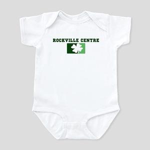 ROCKVILLE CENTRE Irish (green Infant Bodysuit