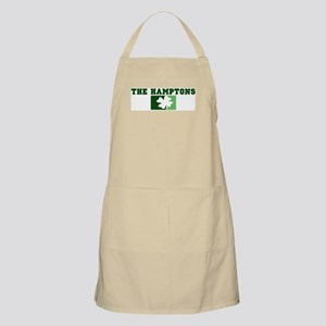 THE HAMPTONS Irish (green) BBQ Apron