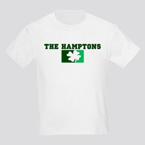 THE HAMPTONS Irish (green) Kids Light T-Shirt