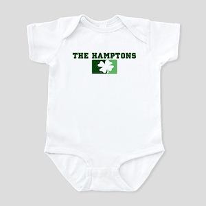 THE HAMPTONS Irish (green) Infant Bodysuit