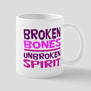 Broken bones Mugs