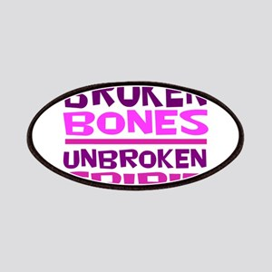 Broken bones Patch