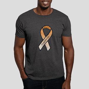 Havanese Ribbon E Dark T-Shirt