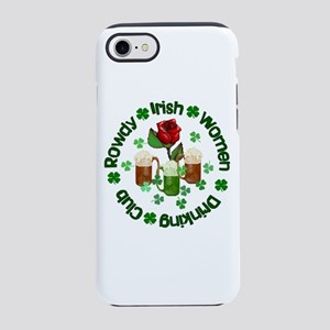 Rowdy Irish Women iPhone 8/7 Tough Case
