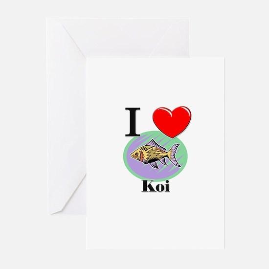 I Love Koalas Greeting Cards (Pk of 10)
