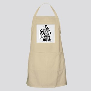 Nerds rule ~  BBQ Apron
