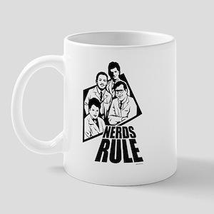 Nerds rule ~  Mug