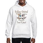 Goat Kidding Season Hooded Sweatshirt