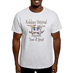 Goat Kidding Season Light T-Shirt