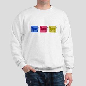 Color Row Dogue de Bordeaux Sweatshirt