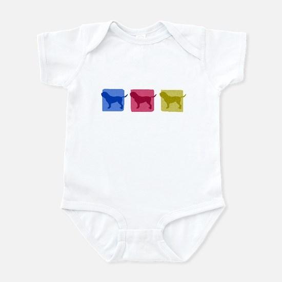 Color Row Dogue de Bordeaux Infant Bodysuit