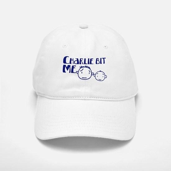 Charlie Bit Me Baseball Baseball Cap