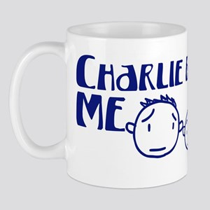 Charlie Bit Me Mug