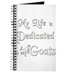 Dedicated to Goats Journal
