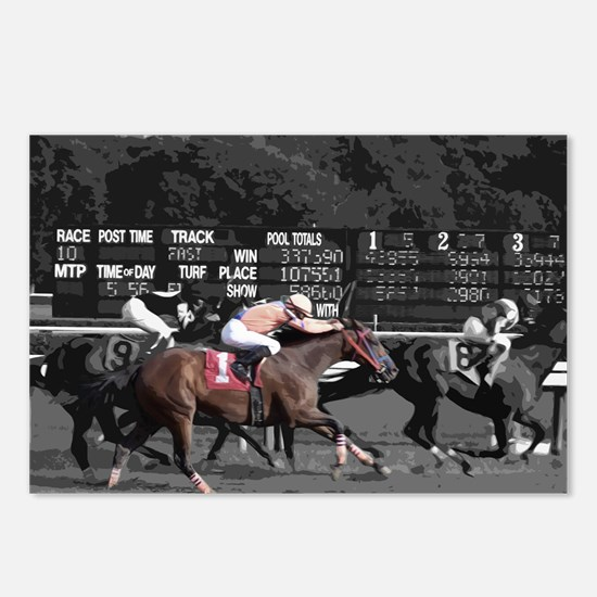 Saratoga Postcards (Package of 8)