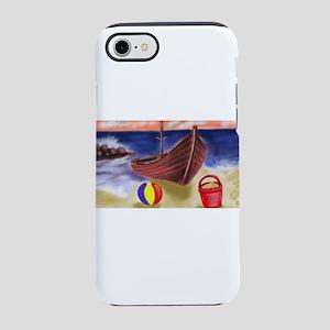 Beach Fun iPhone 8/7 Tough Case