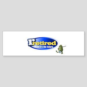 Retired NOW.2 Bumper Sticker