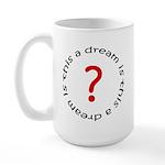 Reality Check Large Mug