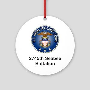 2745th Ornament (Round)