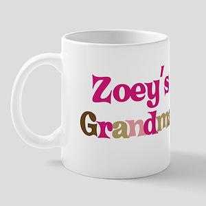 Zoey's Grandma Mug