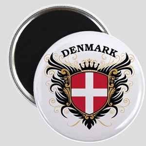 Denmark Magnet