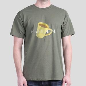 Cafediem Coffee Lover's Dark T-Shirt
